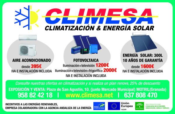 CLIMESA 5X5