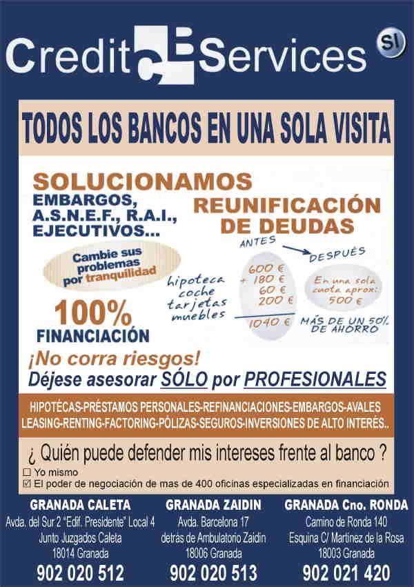 CreditServices