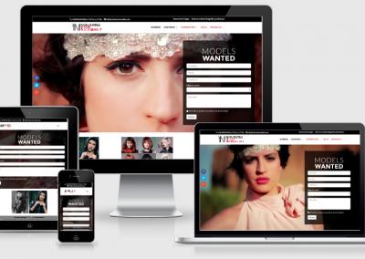 Nofuentes Models – Web Corporativa/Blog